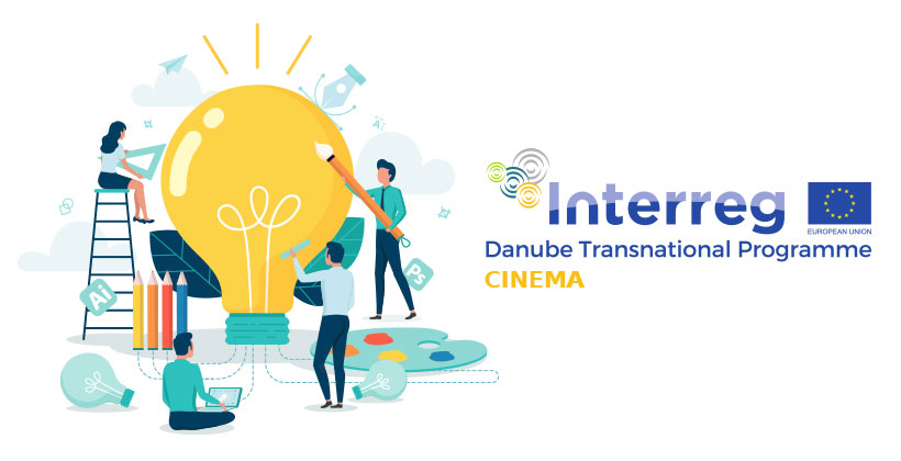 CINEMA – Creative Industries for new urban economies in the Danube region
